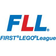First LEGO League logo vector logo