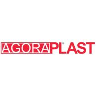 Agora Plast logo vector logo