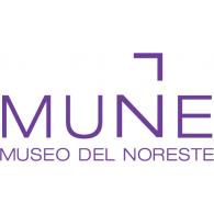 MUNE logo vector logo