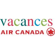 Air Canada-vacances logo vector logo