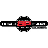 Black Pearl logo vector logo