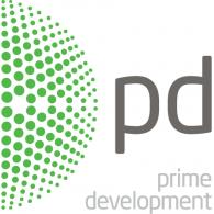 Prime Development logo vector logo