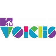 MTV Voices logo vector logo