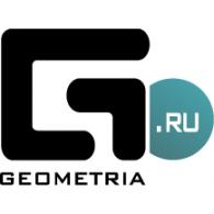 Geometria.ru logo vector logo