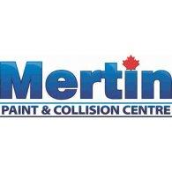 Mertin logo vector logo
