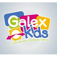 Galex Kids logo vector logo