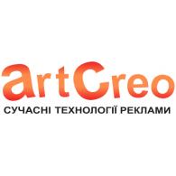 Art Creo logo vector logo
