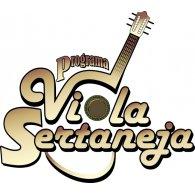 Viola Sertaneja logo vector logo