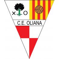 CE Oliana logo vector logo