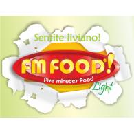 FM Food! logo vector logo