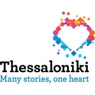 Thessaloniki logo vector logo