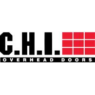 CHI Overhead Doors logo vector logo