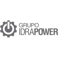 Grupo idraPOWER logo vector logo