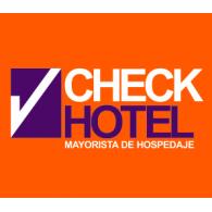 Check Hotel logo vector logo