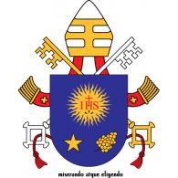 Papa Francisco Vaticano logo vector logo