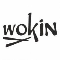 Wokin logo vector logo