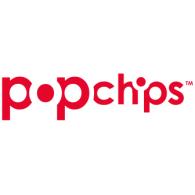 Popchips logo vector logo