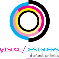 Visual Designers logo vector logo