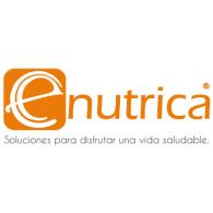 enutrica logo vector logo