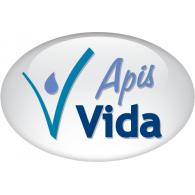Apis Vida logo vector logo