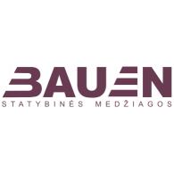 Bauen logo vector logo