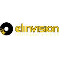 Elinvision logo vector logo