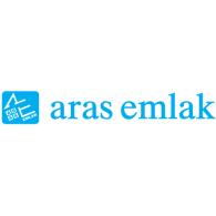 aras emlak logo vector logo