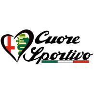 Cuore Sportivo logo vector logo