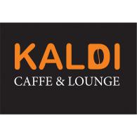 Kaldi Caffe & Lounge logo vector logo