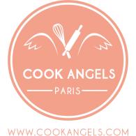 Cook Angels logo vector logo