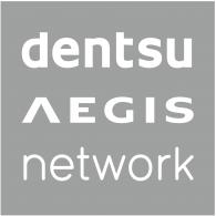 Dentsu Aegis Network logo vector logo