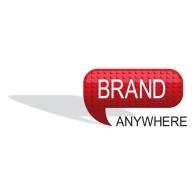Brand Anywhere logo vector logo