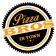 PizzaBros logo vector logo