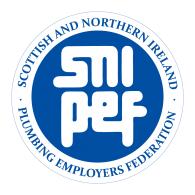 Scottish And Northern Ireland Plumbers Employment Federation SNIPEF logo vector logo
