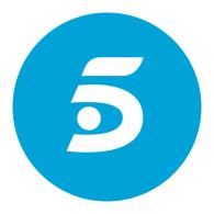 Telecinco logo vector logo