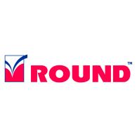 Round logo vector logo