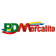 PD mercalito logo vector logo