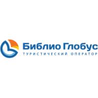Библио Глобус logo vector logo