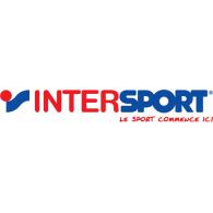 Intersport logo vector logo
