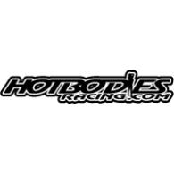 Hotbodies Racing logo vector logo