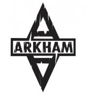 Arkham logo vector logo