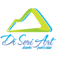 DiSeriArt logo vector logo