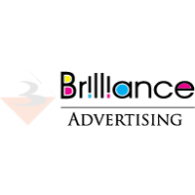 Brilliance Advertising logo vector logo
