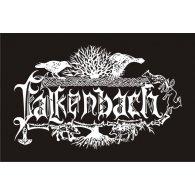 Falkenbach logo vector logo