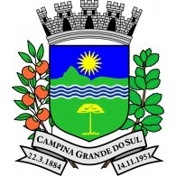 Campina Gde. do Sul Pr logo vector logo