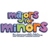 Majors for Minors logo vector logo