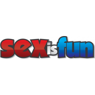 Sex is Fun logo vector logo