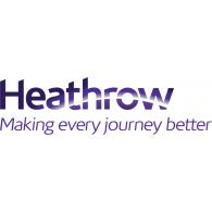 Heathrow logo vector logo