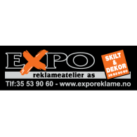 Expo Reklameatelier AS logo vector logo