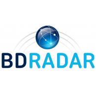 BD RADAR logo vector logo